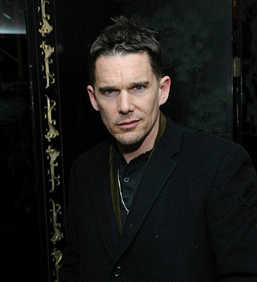 "Ethan Hawke will star in ""Macbeth"" at Lincoln Center Theater this winter."