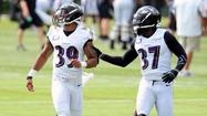 Ravens defense ends minicamp with impressive performance