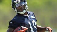 Bears' Anderson grabbing opportunities