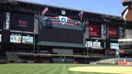 Chase Field in Arizona