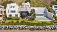 Malibu is awash in expensive beach homes for sale