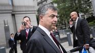 NEW YORK — Eddy Cue, the Apple Inc. executive in charge of negotiating the company's controversial e-book deals, defended how the tech giant started its online bookstore as he made his highly anticipated appearance on the witness stand in a federal antitrust trial.