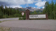 Small Quake Recorded near Denali National Park