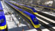 California's bullet train agency won a key legal ruling Thursday, obtaining an exemption from regulatory oversight by the federal Surface Transportation Board for construction of the first segment of the rail system that would run 220 mph trains from Los Angeles to San Francisco.