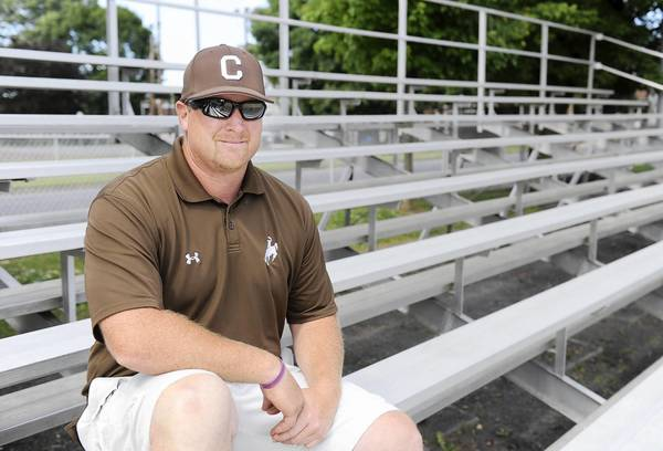 Catasauqua's Bob Thomas is the Morning Call Coach of the Year.