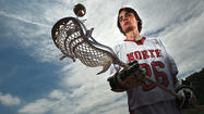 North Hagerstown senior Drew Brooks learned a valuable lacrosse lesson this season.