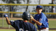 Photo Gallery: Crescenta Valley Junior Augusta vs. Burbank Junior Cubs playoff baseball