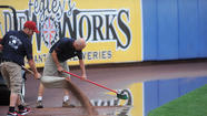 PICTURES: IronPigs vs. Scranton/Wilkes-Barre RailRiders
