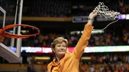 Pat Summitt won eight NCAA championships at Tennessee.