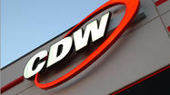 Vernon-Hills based technology retailer CDW Corp, said in a regulatory filing Friday that it expects to raised $738 million in its return to the public markets with a stock offering of 27.8 million shares.