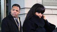 Former Rep. Jesse Jackson Jr. and his wife have assembled a formidable team of eight lawyers assisting in their defense as they prepare for sentencing July 3, court filings show.
