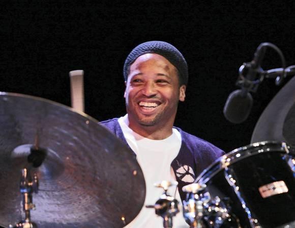Drummer Winard Harper