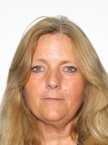 Sharon Kay Revell, 47, of Suffolk, who recently won $100,000 in the Virginia Lottery, was arrested May 31 and charged with drug possession.