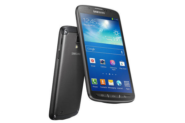 Samsung's rugged Galaxy S 4 Active will make its U.S. debut on June 21.
