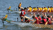 Event info: Baltimore Dragon Boat Challenge 2013 at Tide Point