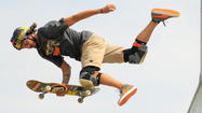 Event info: Dew Tour 2013 at Ocean City beach