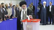 Iran elects a new president