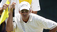 Rocco Mediate told the Courant in 2002 that he remembered the chuckles and the verbal barbs from his peers when he first used a long putter in 1990. He didn't care because standing more upright reduced the pain in his back, caused by countless hours of practice with a conventional putter.