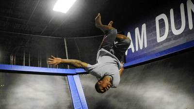 Trampoline parks gaining bounce in South Florida