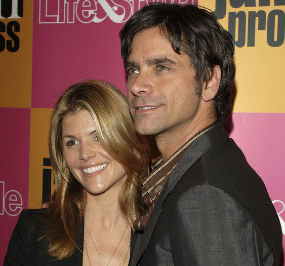 John Stamos talks 'Full House's' Lori Loughlin