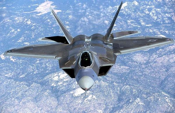 f 22 program produces few planes soaring costs los angeles times