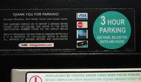 Check your pay box: Parking meter changes go into effect in some areas Sunday.