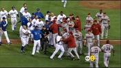 MLB Issues Suspensions, Fines Following Dodgers, Diamondbacks Brawl