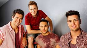 Big Time Rush kicks into radio action, readies Summer Break Tour