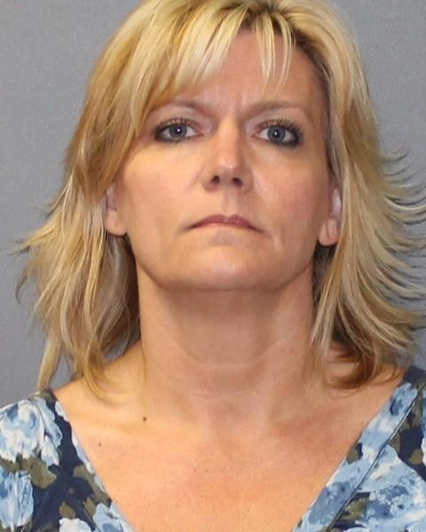 Michele Lynn Johnson was arrested on suspicion of having sex with a minor.