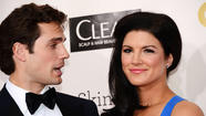 "As Henry Cavill steals the hearts of many moviegoers with this weekend's ""Man of Steel,"" it should be noted that the British actor playing Superman is currently in a relationship with one Gina Carano."
