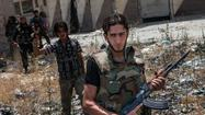 White House: Arms to Syrian rebels due 'in the weeks to come'
