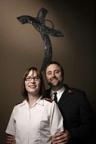 Rio and Rachel Ray, captains with the Salvation Army in Glendale, have been promoted to a post in Alaska.