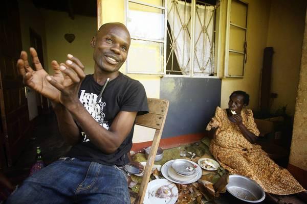 Homosexuality in uganda documentary