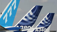 United looks to buy largest versions of  Dreamliner, A350