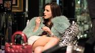 "Jun 14 (TheWrap.com) - ""The Bling Ring"" calls to mind the old joke about non-dairy creamer: We know what it isn't, but what is it?"