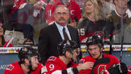 Ottawa's Paul MacLean won the Jack Adams Award as the top coach in the NHL on Friday.