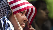 Pictures: Colonial Williamsburg Naturalization Ceremony