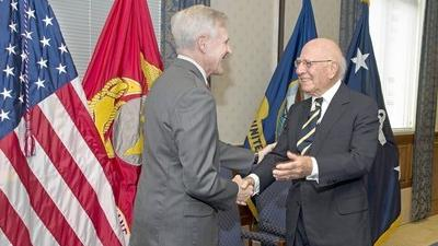 Glendale native honored by U.S. Navy