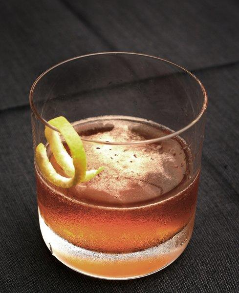 A Sazerac is on the menu this Father's Day. You can make one yourself.