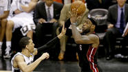 Miami's LeBron James turns it around in Game 4 of the NBA Finals