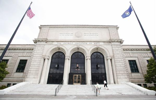 Michigan's attorney general has asserted that the Detroit Institute of Arts' collection cannot be sold by the city to help pay off its massive debt.