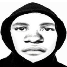 This is a composite sketch of the indecent exposure suspect, compiled from witness information and other sources.