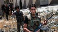 U.S. to provide weapons to some Syria rebels