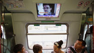 Edward Snowden in the Hong Kong media