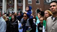 Newtown marks six-month anniversary of school shooting