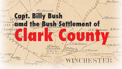 Bush's settlement journey begins