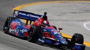 Andretti tops in qualifying at Milwaukee