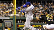 Dodgers, Adrian Gonzalez have tough night in 3-0 loss to Pirates