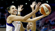 Diana Taurasi's 34 points lead Mercury over Sparks, 97-81