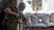 Putin says West arming Syrian rebels who eat human flesh